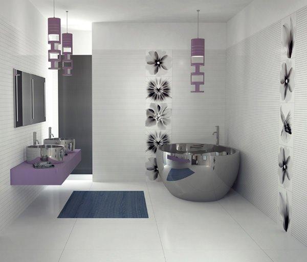 İşte en beğenilen banyo modelleri