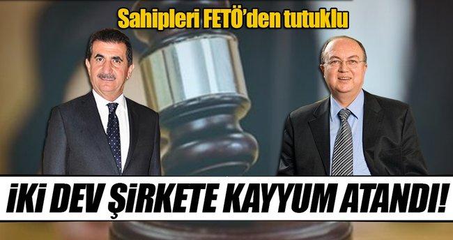 İzmirli Küçükbay ve Kavuklar'a FETÖ soruşturmasında kayyum atandı