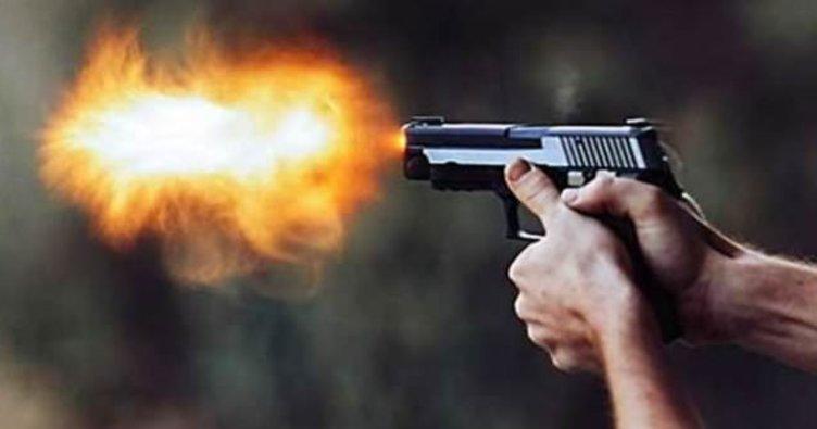 Ablasıyla tartıştı, kayınbiraderini silahla yaraladı!