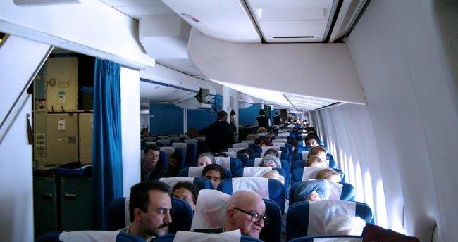 ABD'den Ortadoğu ve Afrika uçuşlarına elektronik cihaz yasağına dair THY'den yeni açıklama