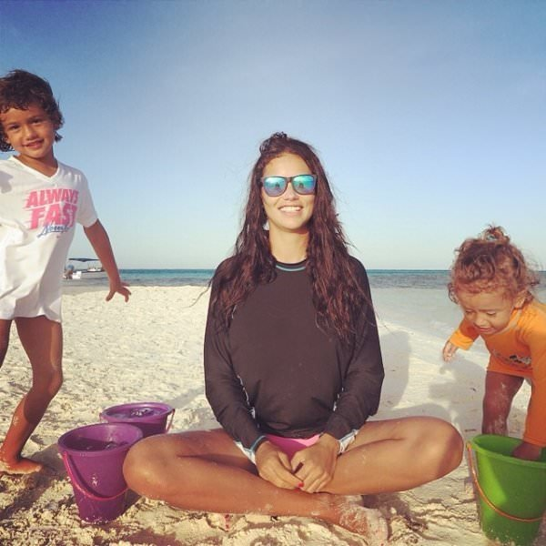 Adriana Lima Sivas Kangal aldı