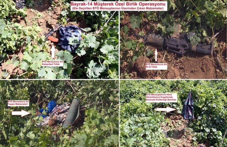 Asker kıskıvrak yakaladı! 2'si öldü...