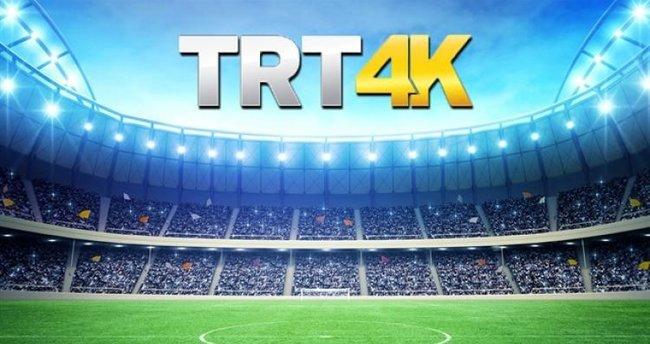 TRT 4K nasıl izlenir - TRT 1 4K frekansı (Beşiktaş - Napoli)