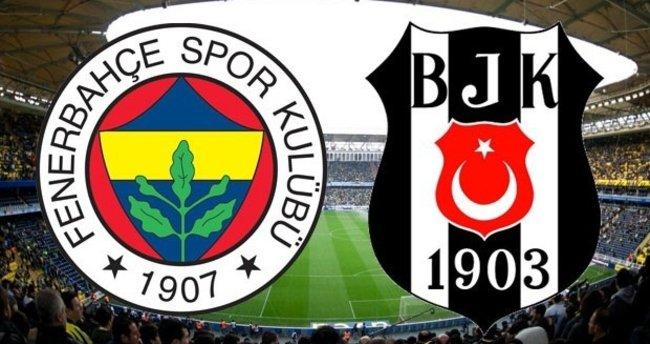 Fenerbahçe-Beşiktaş maçı ne zaman, saat kaçta, hangi kanalda? Fenerbahçe Beşiktaş maçını canlı izle!