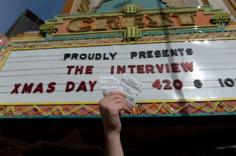 Ve Interview sinemalarda!