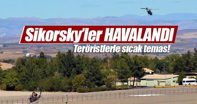 Lice, Hazro ve Kocaköy üçgeninde büyük operasyon