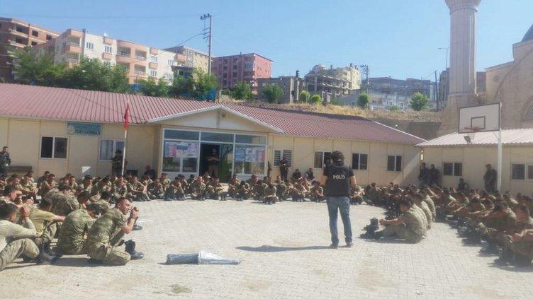 Şırnak'ta 309 FETÖ'cü hain gözaltına alındı