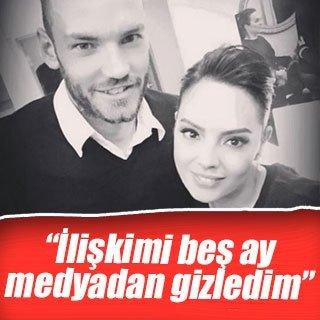 Ufuk Ceylan'dan Ebru Gündeş ile aşk yaşadığı iddialarına yanıt