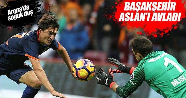 Galatasaray kendi evinde kaybetti