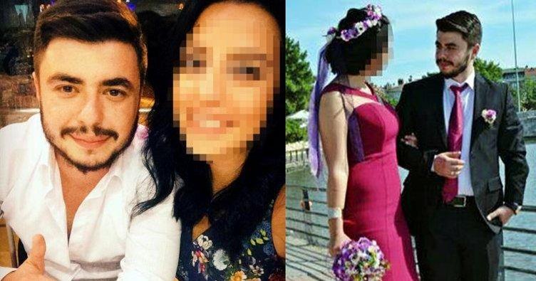 Nikâha 4 gün kala nişanlısını öldürdü