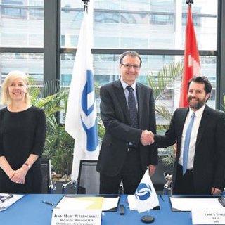 Nef, EBRD ile ortak gayrimenkul geliştirecek