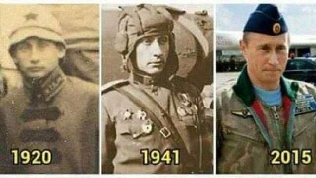 Putin sosyal medyada