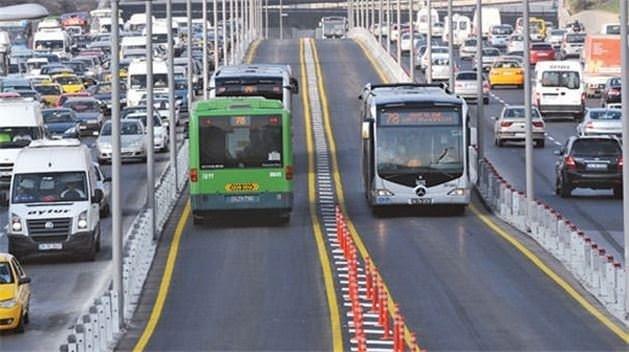 Metrobüs taktikleri!