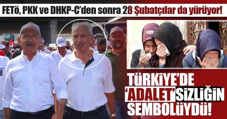 FETÖ, PKK ve DHKP-C'den sonra 28 Şubatçılar da yürüyor!