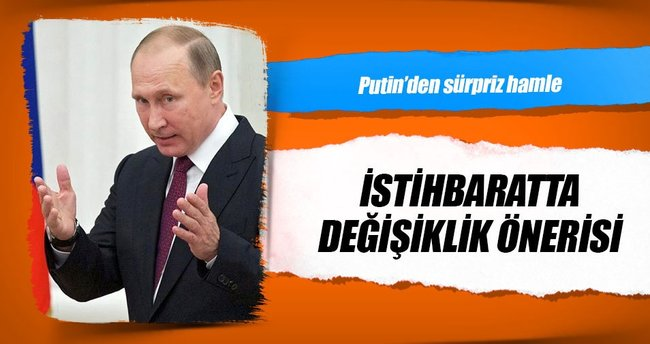 Rusya, dış istihbaratın başındaki ismi değiştiriyor