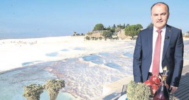 Beyaz Cennet'e yatırımcı ve turist daveti