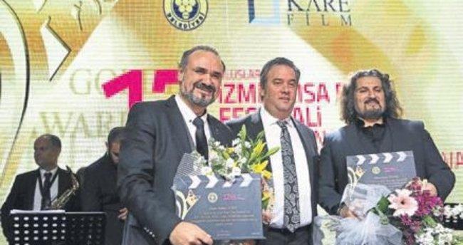 """""""Kısa Film Festivali"""" ödül töreniyle sona erdi"""