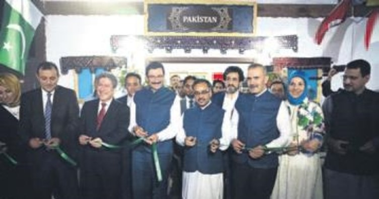 Başkentte Pakistan Kültürevi açıldı