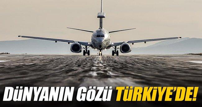 Savunma ve havacılık devlerinin gözü Türkiye'de