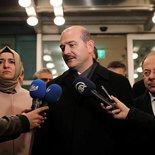 İçişleri Bakanı Süleyman Soylu: 10 kişi gözaltına alındı