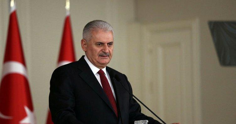 Başbakan Binali Yıldırım: 15 yılda Türkiye'yi 3 kat büyüttük
