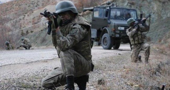 Erzurum'da 2 terörist öldürüldü