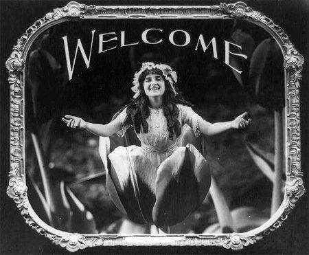 1912'de Sinema Salonu Kuralları
