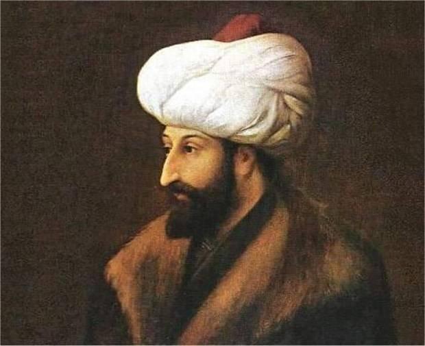 Osmanlı padişahlarına yeni portre