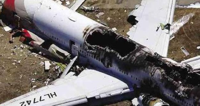Ukrayna'da düşürülen Malezya uçağı