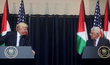 ABD Başkanı Trump Filistin'de: Barış için kararlıyım