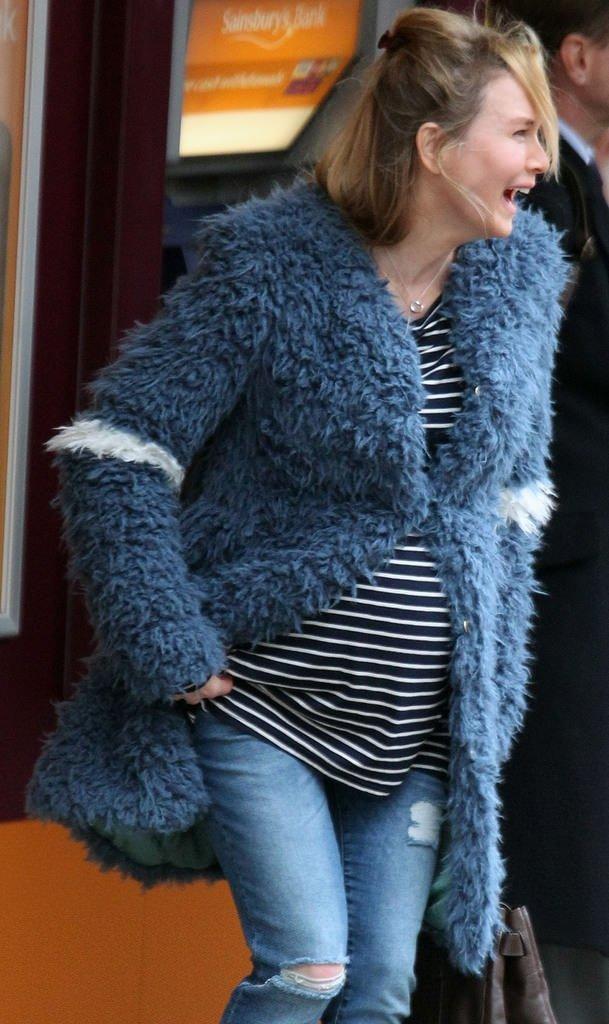 Bridget Jones'un bebeği oluyor!