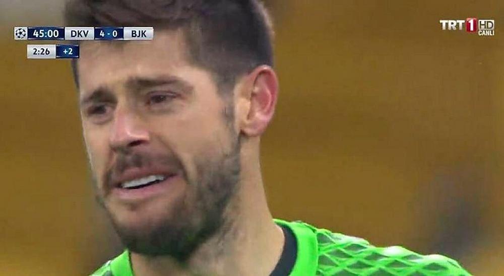 Fabri'nin gözyaşlarının nedeni ortaya çıktı