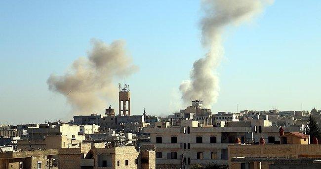 Suriye'de hava saldırısı: 10 ölü, 19 yaralı