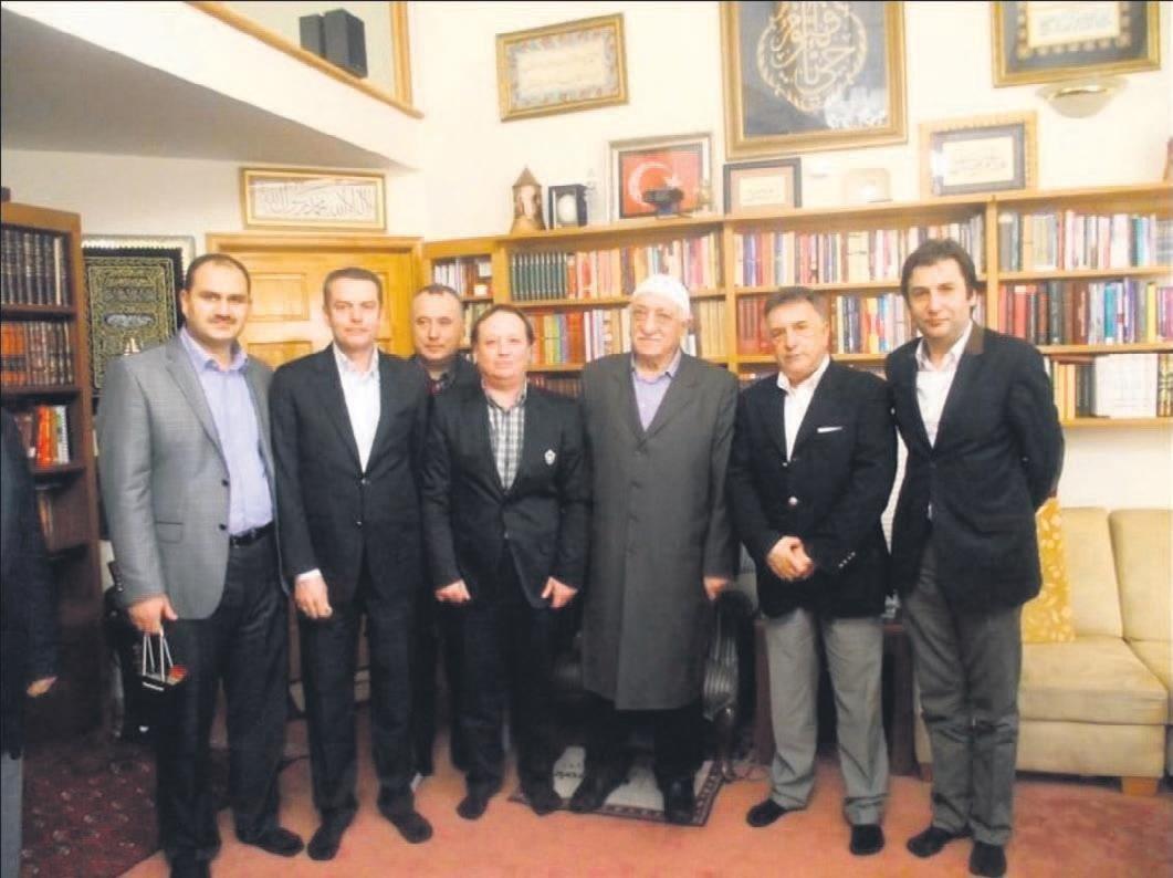 Doğan Holding'in FETÖ ile iletişimi sağlayan Ankara temsilcisine gözaltı