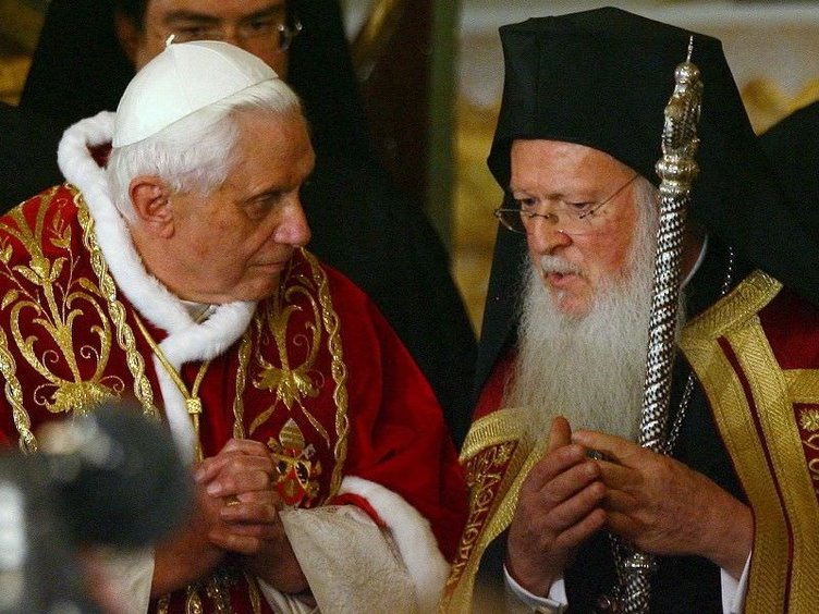 Papa ile Barthalomeos gerçekten barıştı mı?