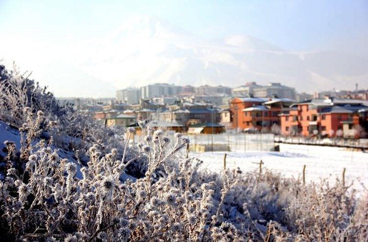 Erzurum'dan kartpostallık kareler
