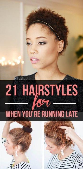 En çok uygulanan pratik saç modelleri