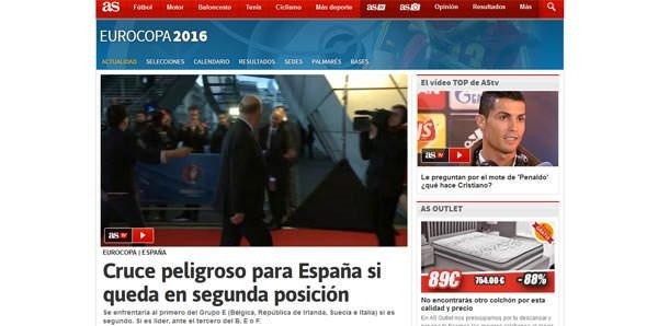 İspanya'nın Türkiye korkusu