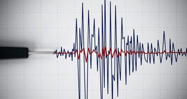 Manisa'da 3 büyüklüğünde deprem!