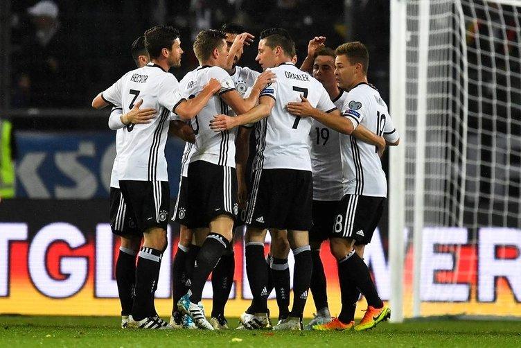 Almanya'nın golü herkesi mest etti!