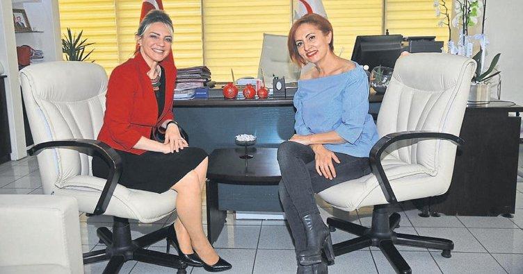 Türkiye'nin ilk ve tek kadın sağlık müdürü