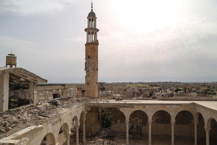 Suriye'deki hayalet köy