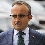 Bülent Turan'dan flaş Başkanlık açıklaması