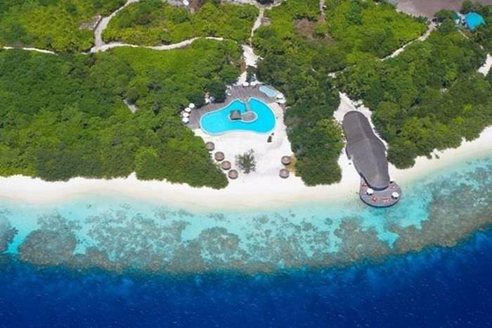 Maldivler'den en güzel kareler