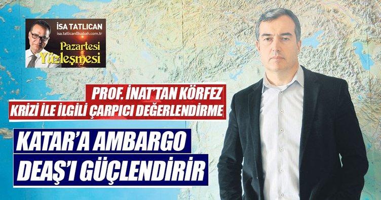 İran'a değil Türkiye'ye yakın olmasından rahatsızlar