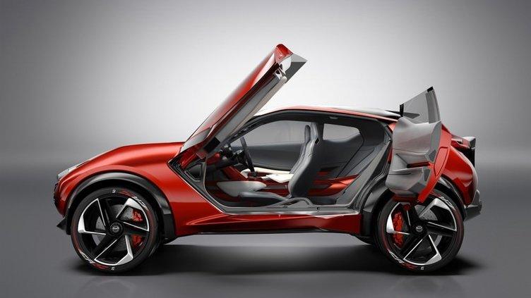 Şehrin yeni haylazı: Nissan Gripz