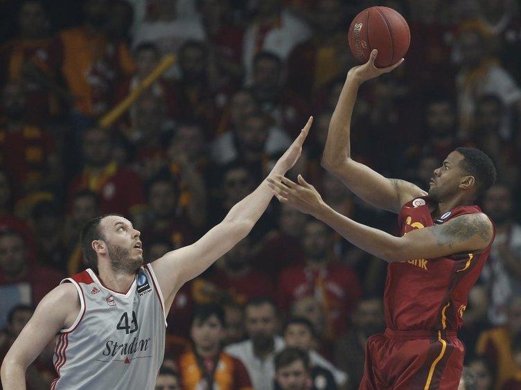 Galatasaray Eurocup şampiyonu oldu