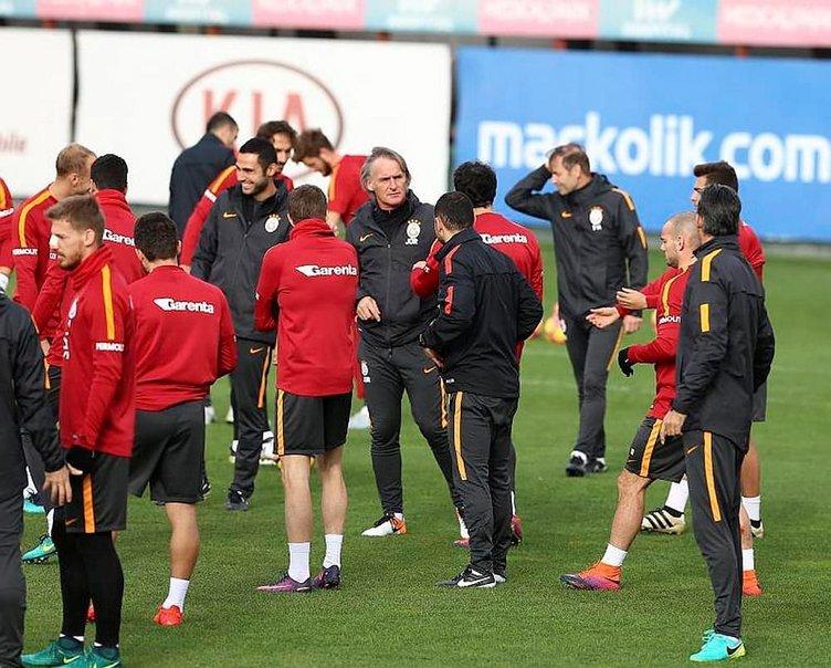 Flaş iddia: Riekerink'in Galatasaray'daki son maçı