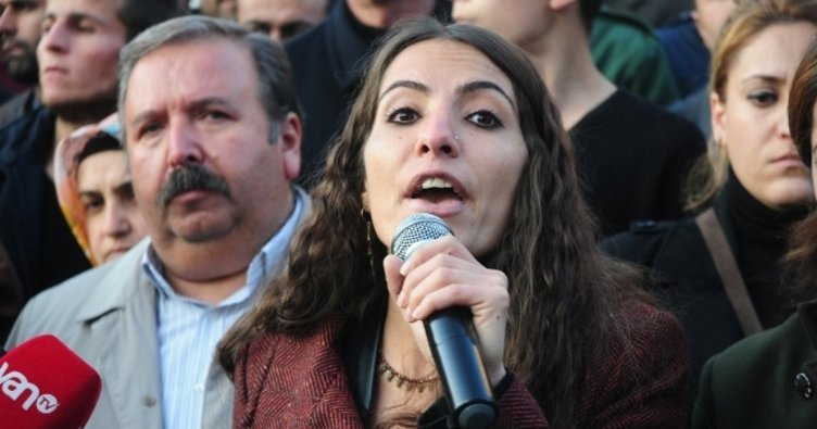 HDP'li milletvekili Tuğba Hezer'in milletvekilliği düşürüldü