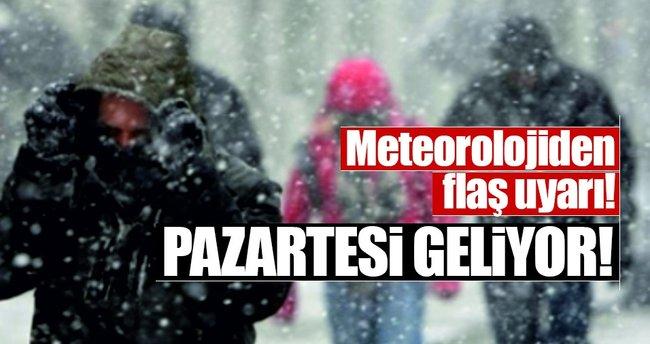Meteorolojiden önemli uyarı! 31 Ekim'den itibaren...